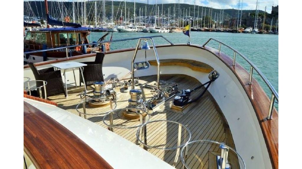 Ocean Going-Steel Trawler-(60)
