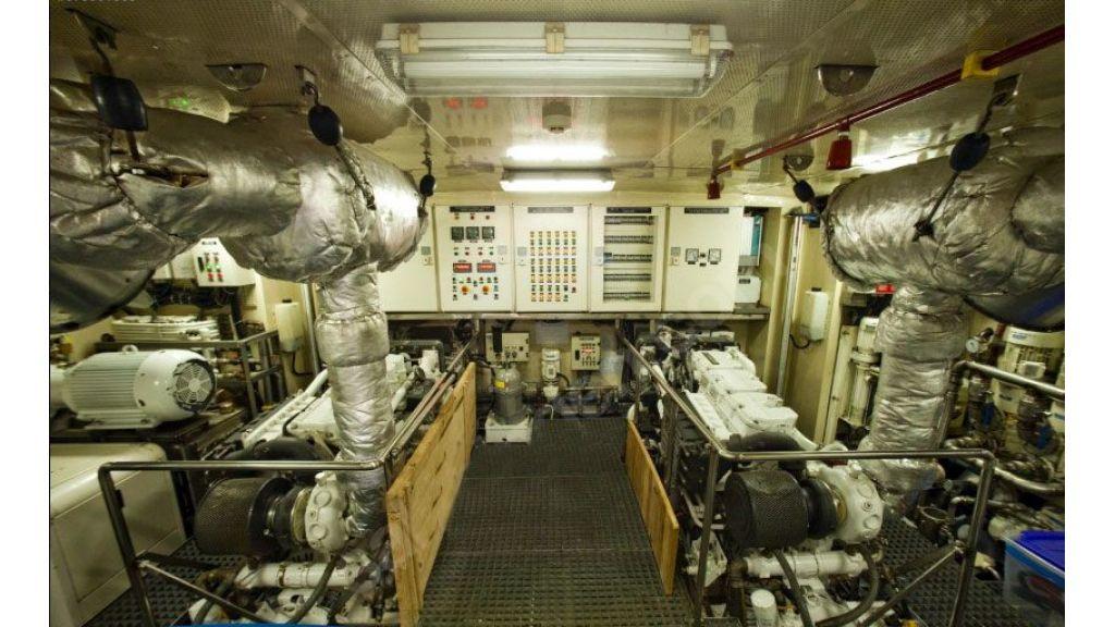 Ocean Going-Steel Trawler-(78