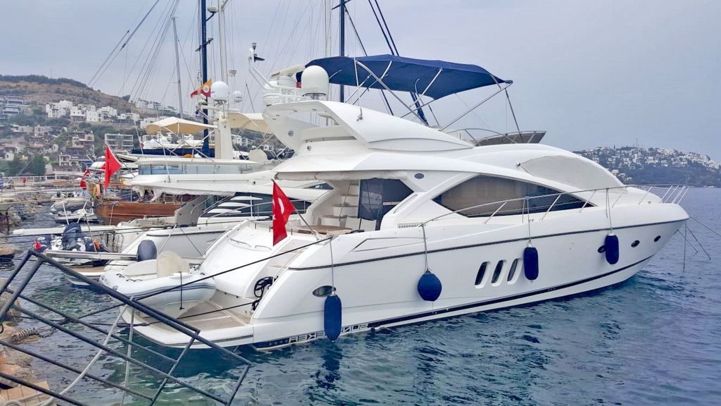 Sunseeker Manhattan 60 For Sale (32)