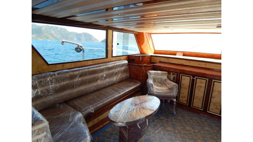 3 Cabins Luxury Transom Gulet (18)