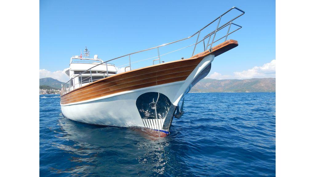 3 Cabins Luxury Transom Gulet (2)