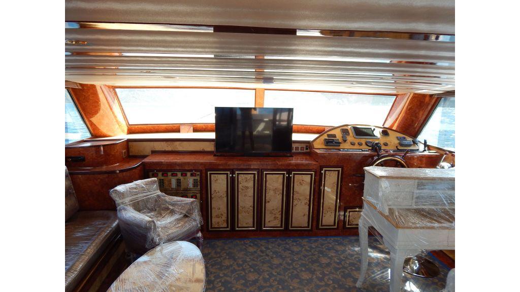 3 Cabins Luxury Transom Gulet (25)