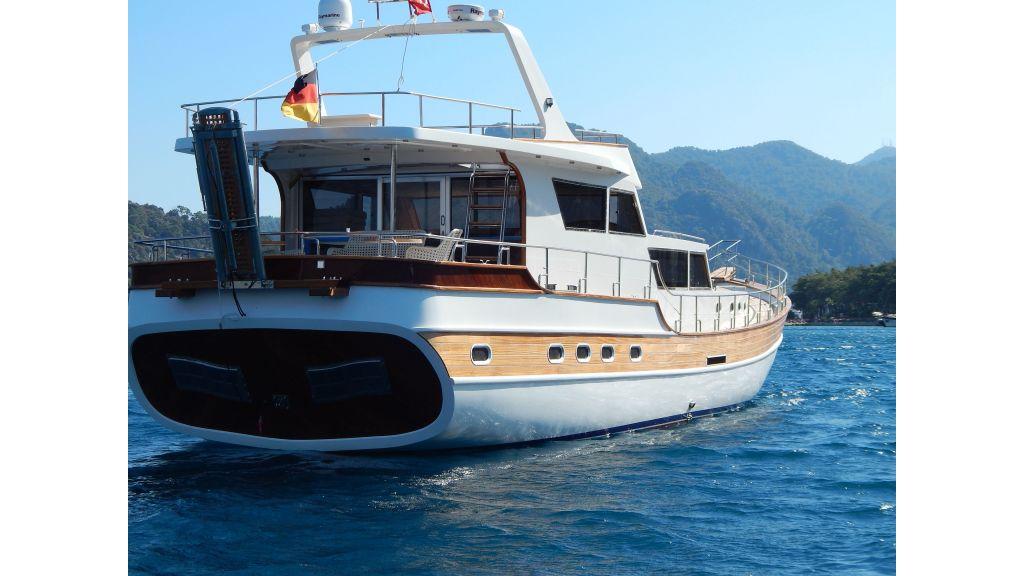 3 Cabins Luxury Transom Gulet (3)