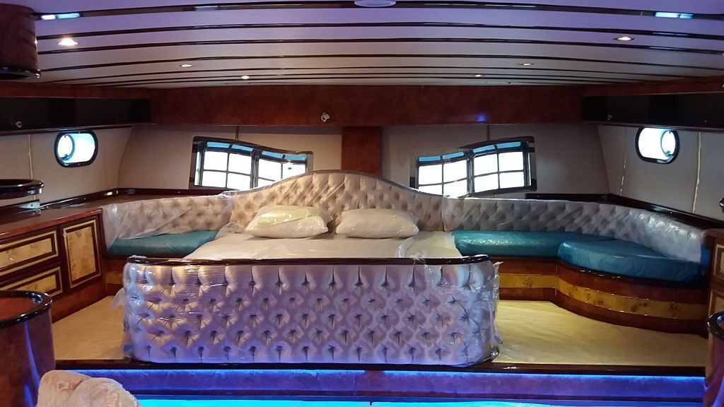 3 Cabins Luxury Transom Gulet (36)