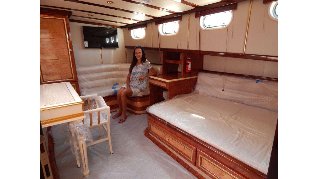 3 Cabins Luxury Transom Gulet (40)