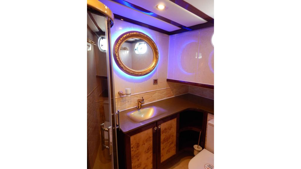 3 Cabins Luxury Transom Gulet (42)