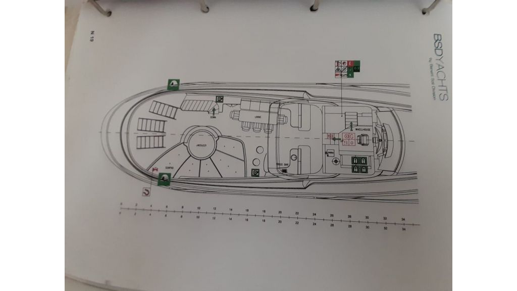 33 m Benetti Sail Division (55)