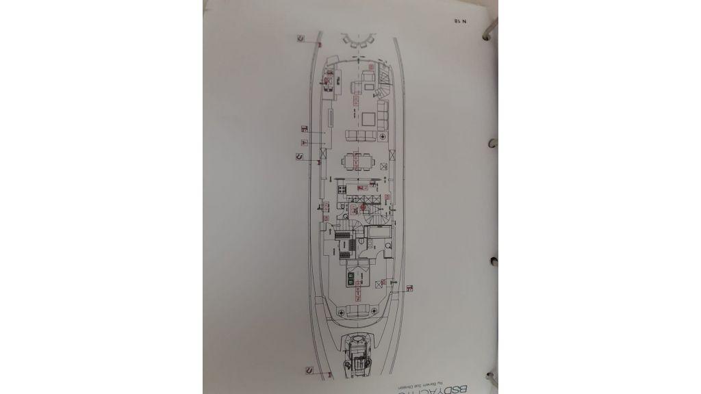 33 m Benetti Sail Division (58)