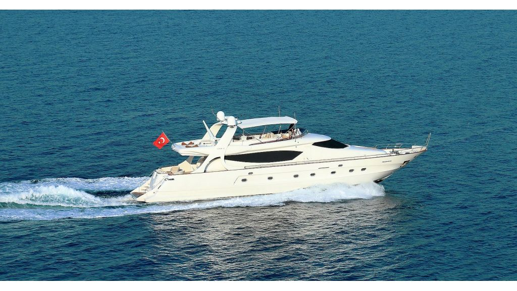 Blanco Motor Yacht