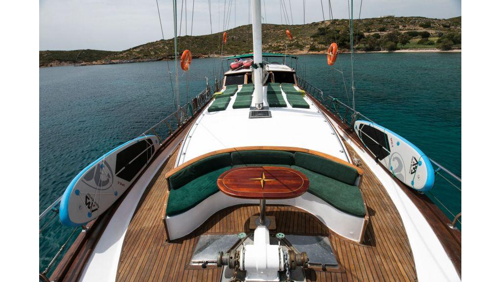 Commercial Greek Flag 24m Gulet (10)