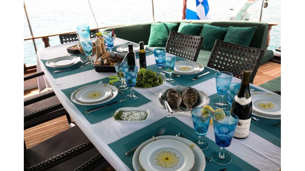 Commercial Greek Flag 24m Gulet (23)