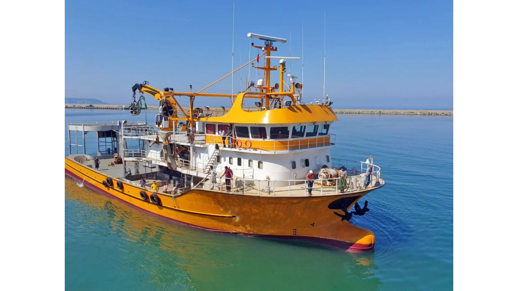 Large fishing vessels (9)