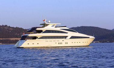 Tri-Deck Motor Yacht