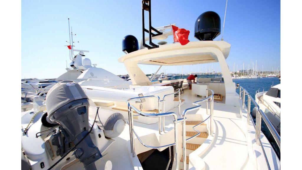 Azimut 88 motor yacht (1)