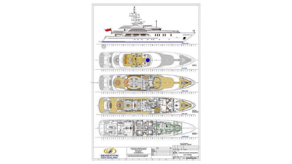 Luxury 50m Aluminum Yacht (26)