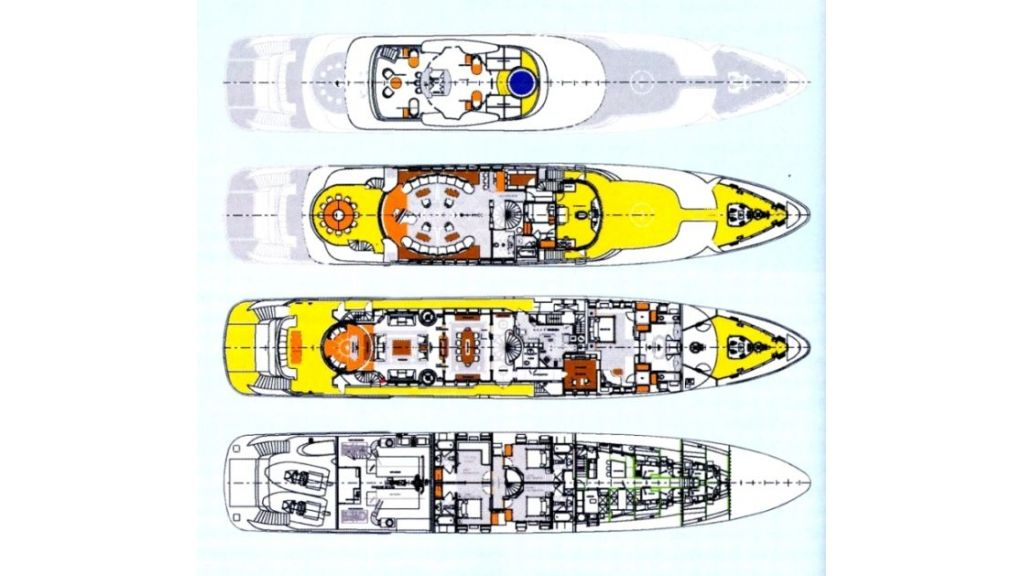 Luxury 50m Aluminum Yacht (27)