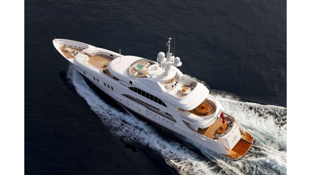 Luxury 50m Aluminum Yacht (3)