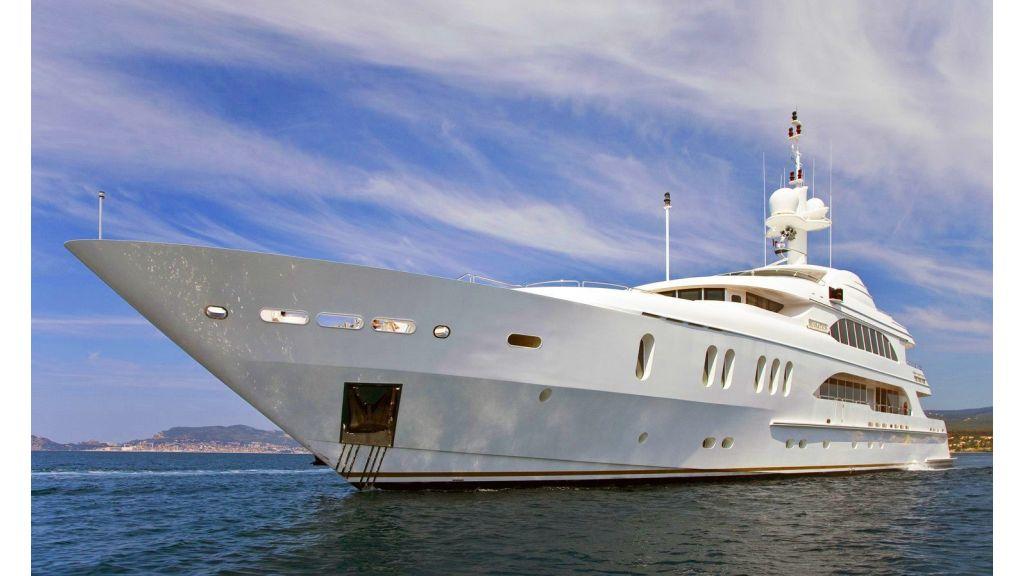 Luxury 50m Aluminum Yacht (4)