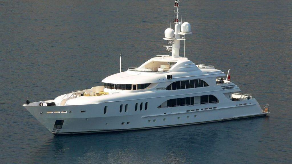 Luxury 50m Aluminum Yacht (7)