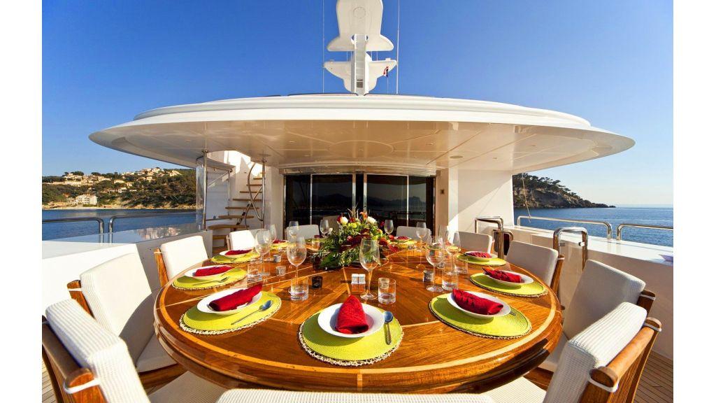 Luxury 50m Aluminum Yacht (8)