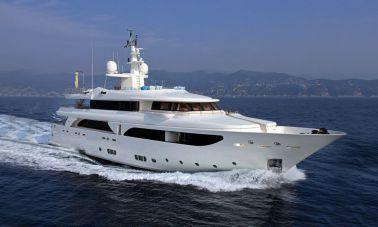 Luxury Yacht Rubeccan