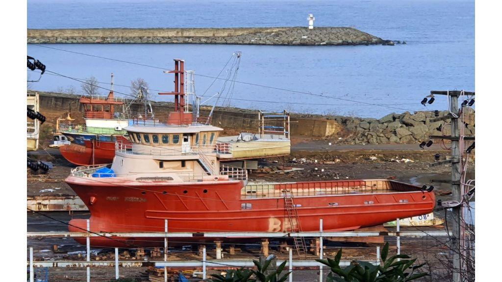 Purse Seiner Fishing Vessel (1)
