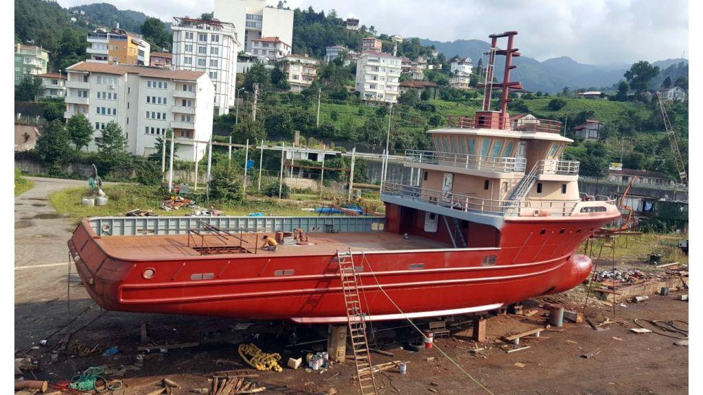Purse Seiner Fishing Vessel (3)