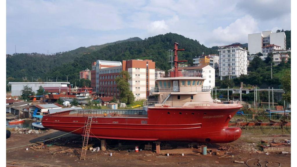 Purse Seiner Fishing Vessel (8)