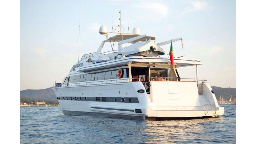 Versilcraft Motor Yacht (1)