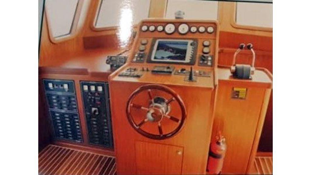 16m steel trawler for sale in Turkey (13)