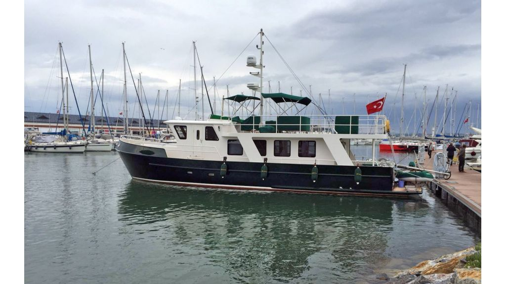 16m steel trawler for sale in Turkey