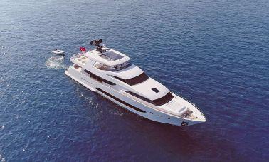 35m Rina Class Motor Yacht