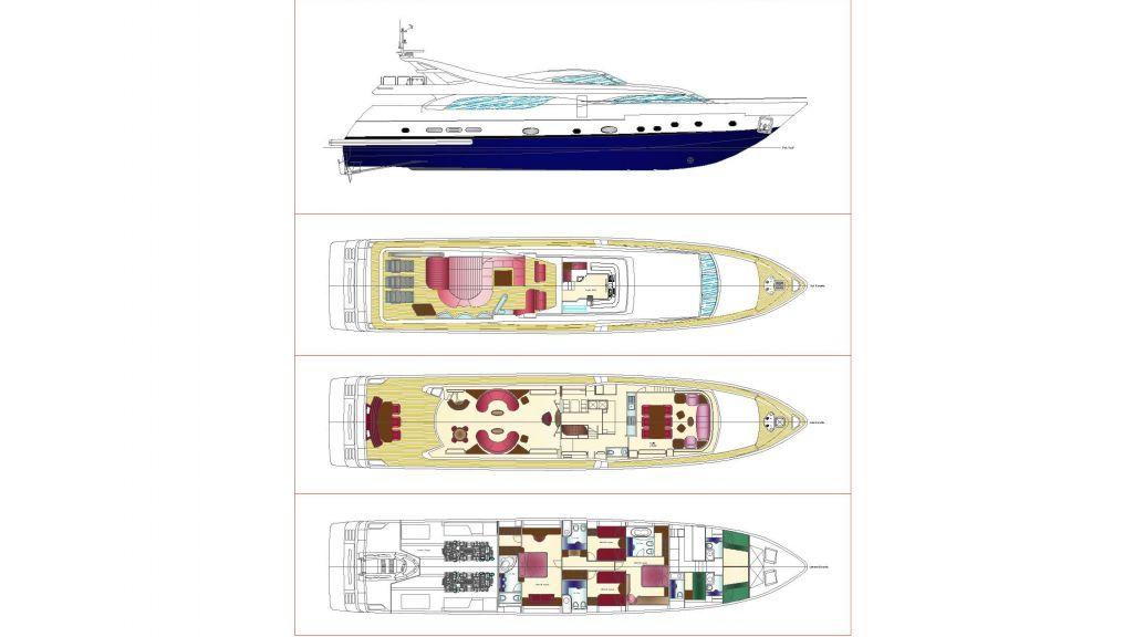 35m Rina Class Motor Yacht(11)