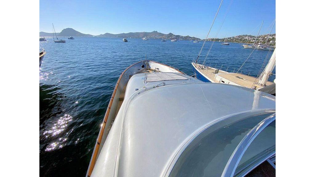 Maiora 32 DP 2010 Motor Yacht (30)