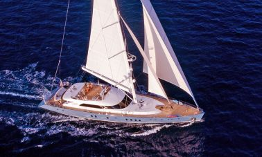 50m Luxury Sailing Yacht