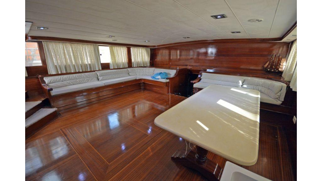 5 Cabins Transom Gulet (31)