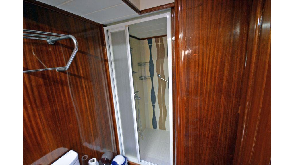5 Cabins Transom Gulet (40)