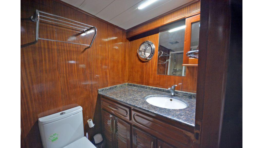 5 Cabins Transom Gulet (49)
