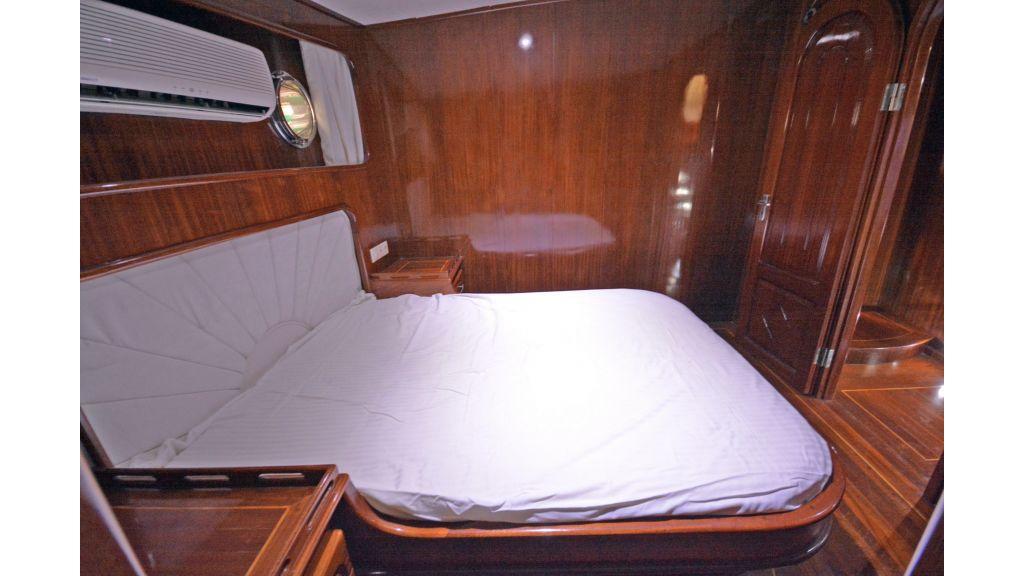 5 Cabins Transom Gulet (50)