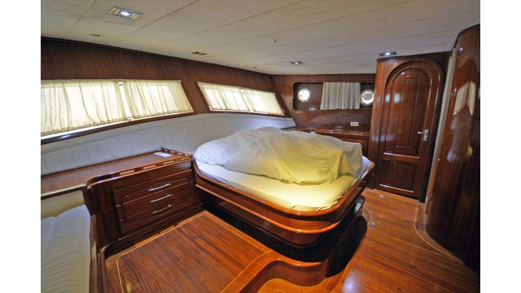 5 Cabins Transom Gulet (56)