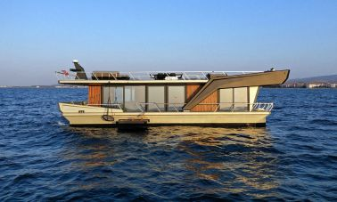 60Ft Floating House