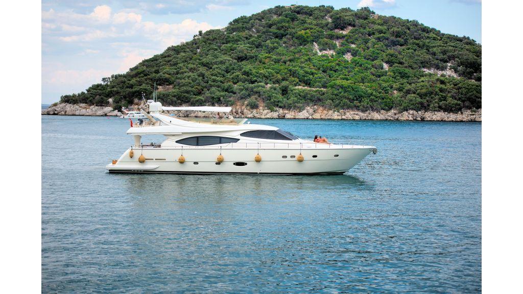AGL 2 MotorYacht Antalya (46)