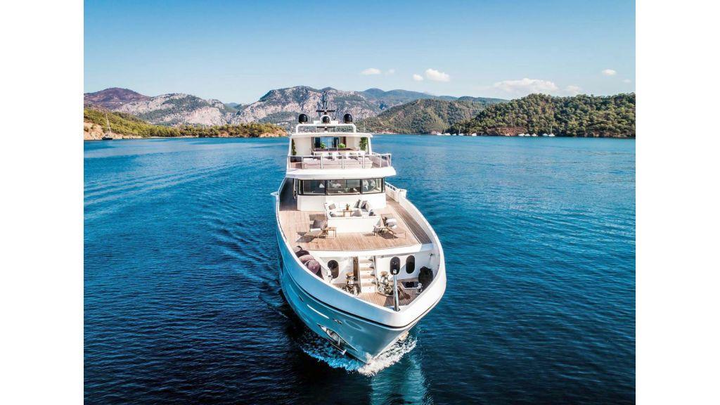 Trideck 45m Motor Yacht (29)