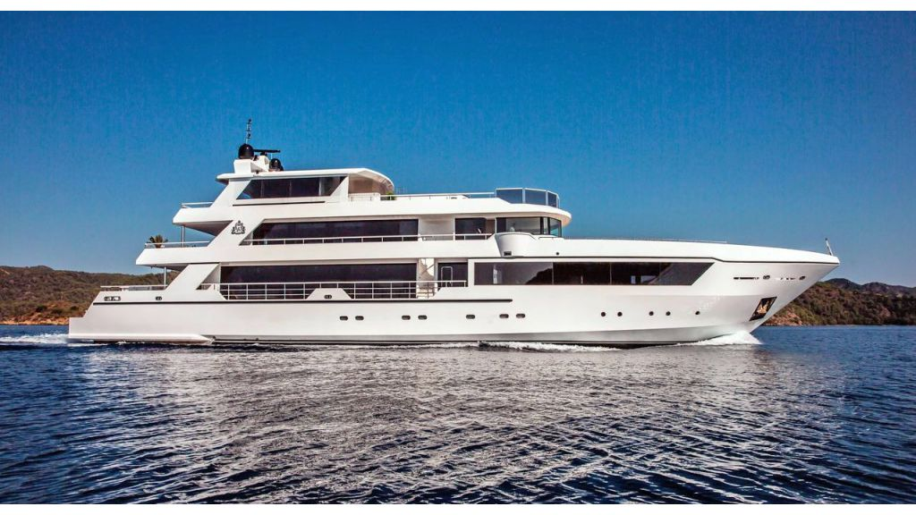 Trideck 45m Motor Yacht (38)