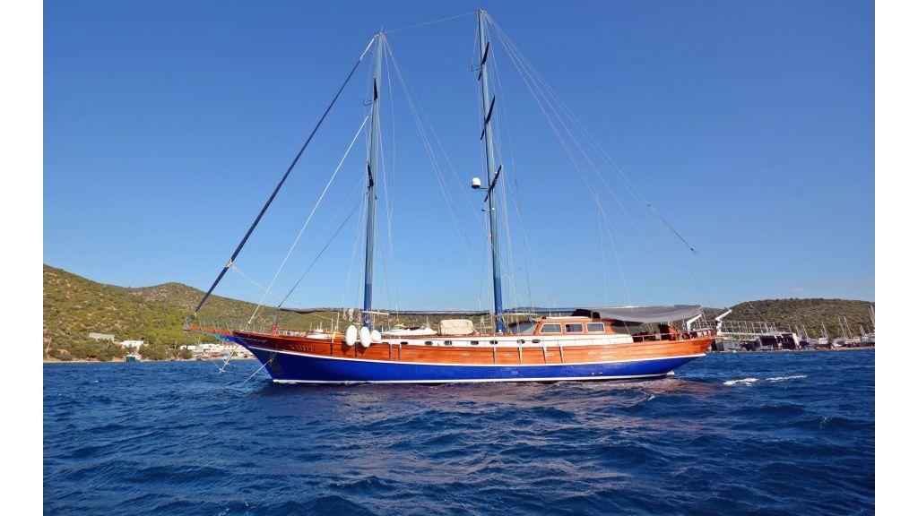 108ft Turkish Style Gulet (82)