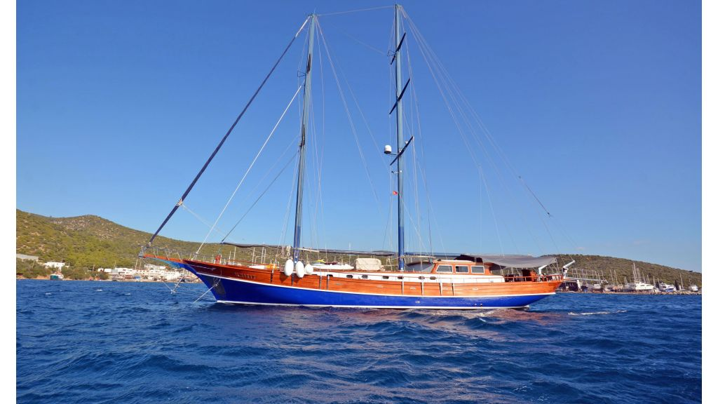 108ft Turkish Style Gulet (84)