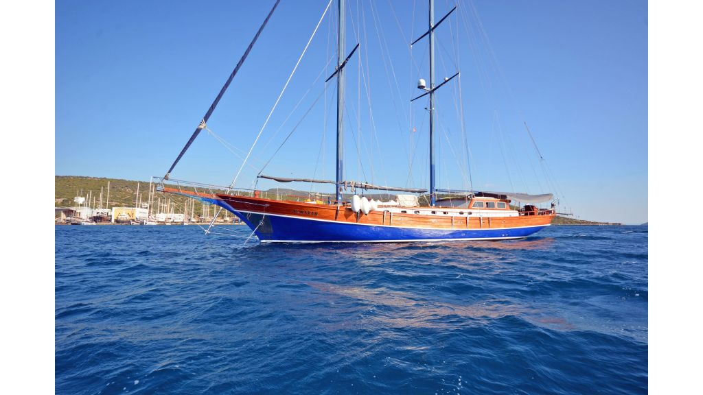 108ft Turkish Style Gulet (86)