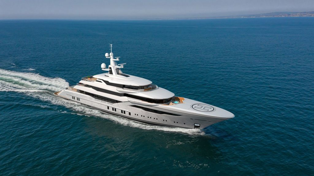 74m Mega Yacht in Construction (4)