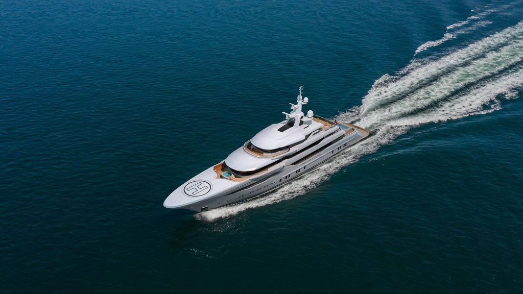74m Mega Yacht in Construction (8)