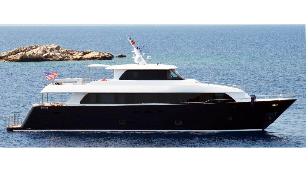 Navetta Style Motor Yacht (10)